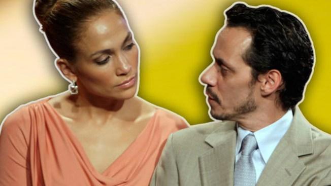 Es oficial: Marc y J. Lo ¡divorciados!