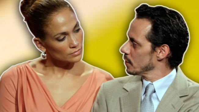 Confirmado: Marc Anthony quiere el divorcio