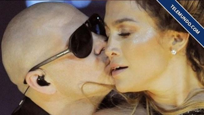 Pitbull y J.Lo, ¿más que amigos?