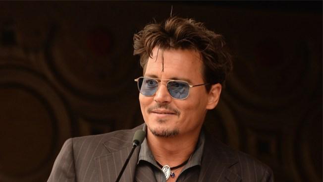 Johnny Depp en su punto a los 50