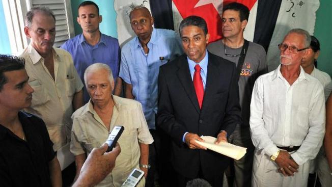 Cuba: Opositor es liberado