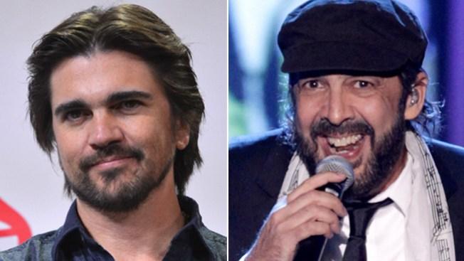 Juanes y Guerra, ¡listos para arrasar!