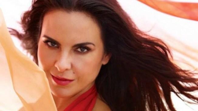 Kate del Castillo agradece trato de 'reina'