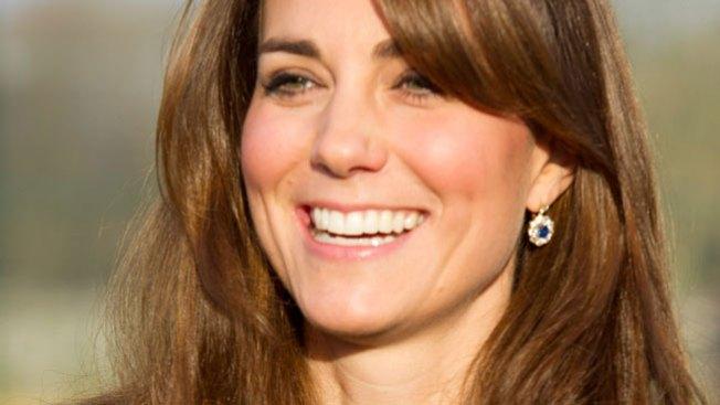 Kate reaparece en sociedad