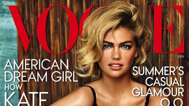 Kate Upton se lleva la portada de Vogue