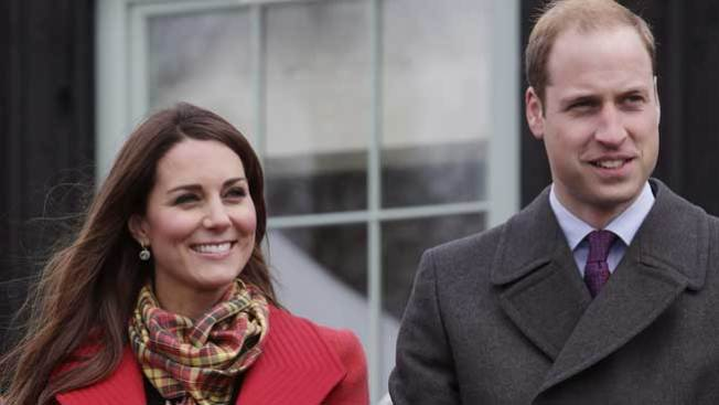 Nombres para el bebé de Kate y William