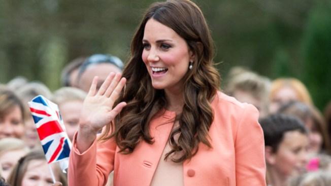 """El """"regalo"""" de Londres a Kate Middleton"""