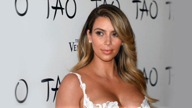 La justicia detiene a Kim Kardashian