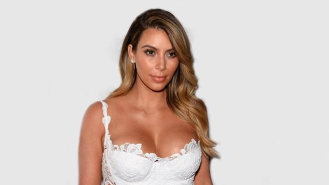Kim Kardashian en charlas con Playboy
