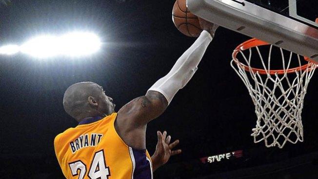K. Bryant llega a los 32,000 pts en la NBA
