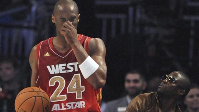 Preocupa nariz fracturada de Kobe