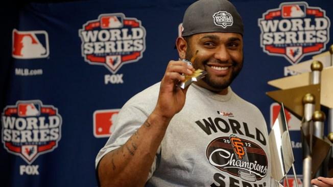 """Kung Fu Panda"" Sandoval MVP"