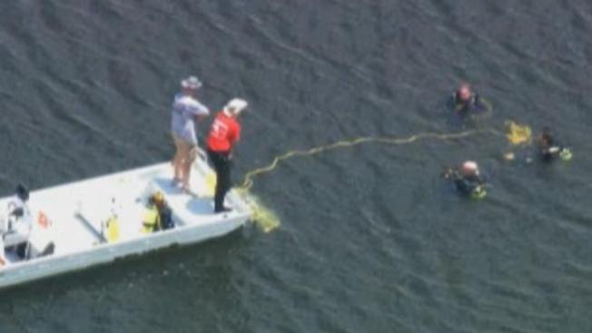 Policía investiga en Lago de Miramar