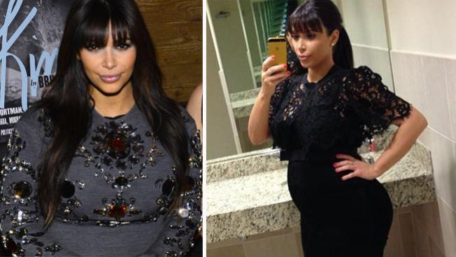 Kim Kardashian enchalupada