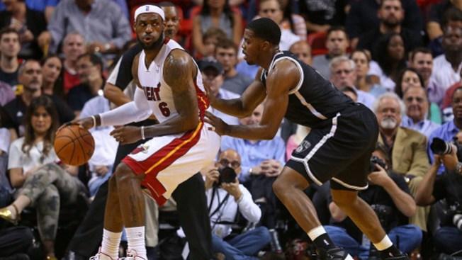 Los Nets vuelven a superar al Heat