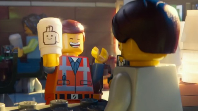 """The Lego Movie"" arrasa con la taquilla"