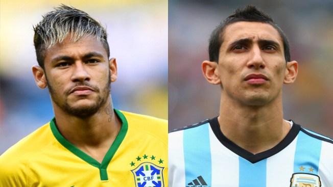 Los ausentes en semifinales del Mundial