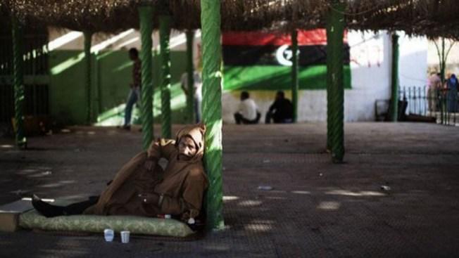 Fin de misión internacional en Libia