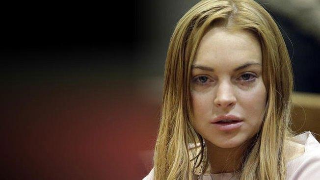 Lindsay Lohan a rehabilitación