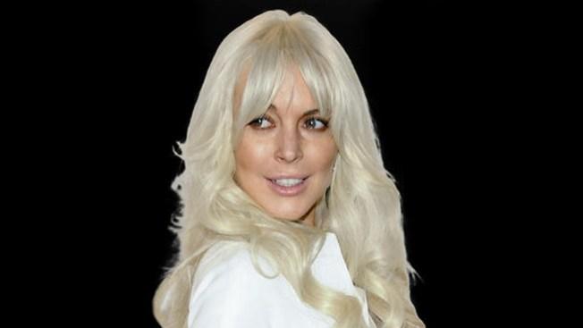 Golpe de suerte para Lindsay Lohan