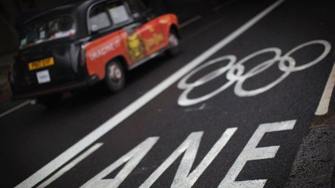 Miles llegan a Londres para las Olimpiadas