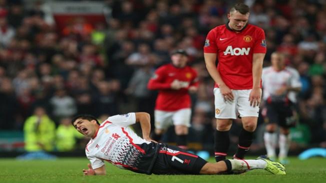 Liverpool revisará contrato de L. Suárez