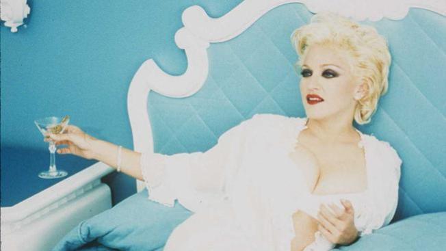 ¿Quieres a Madonna desnuda?