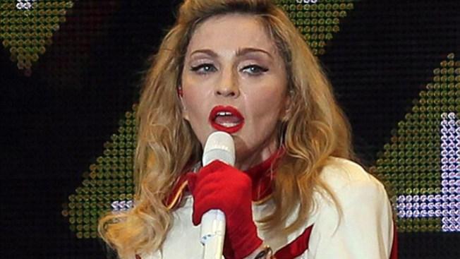 Madonna publica foto con vello en axila