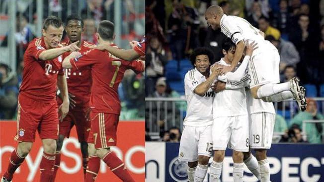 Duelos históricos en la Champions