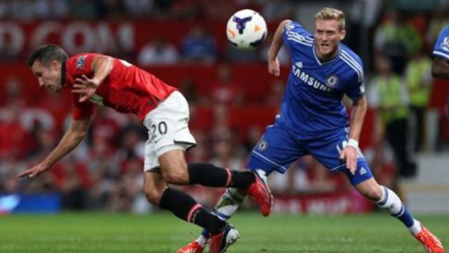 Domingo: Chelsea vs. Manchester United