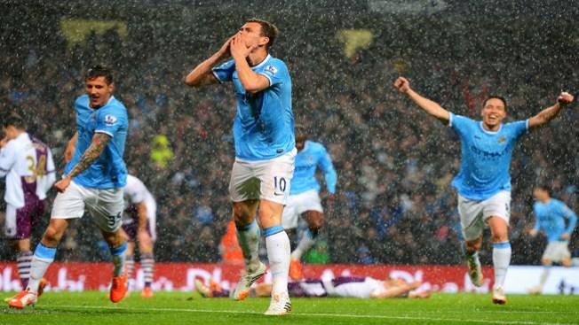 Manchester City, a proclamarse campeón