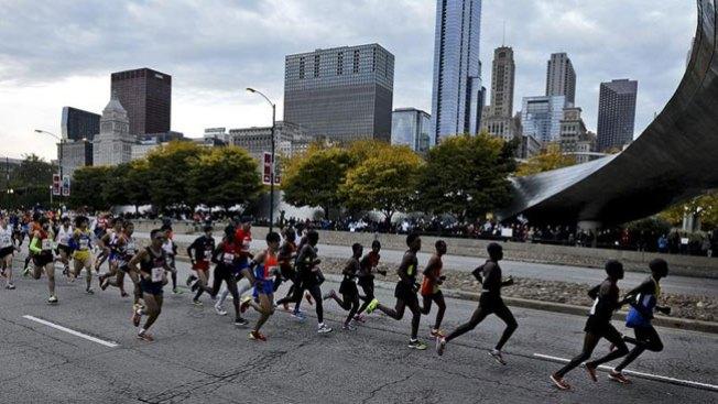 Dennis Kimetto gana la maratón