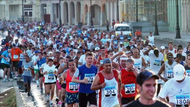 Amplia participación en el Maratón de La Habana