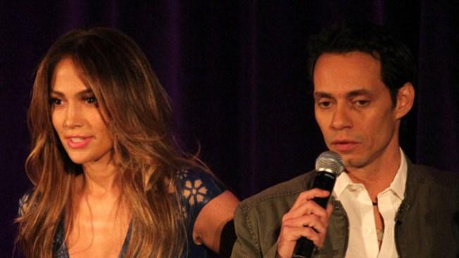 J.Lo apoya a su ex en premios AMA