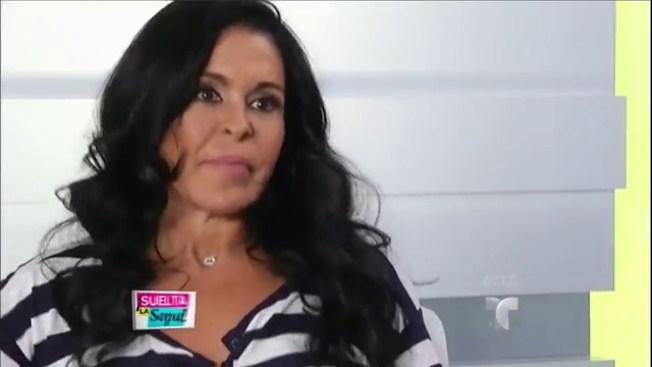 María Conchita Alonso hospitalizada