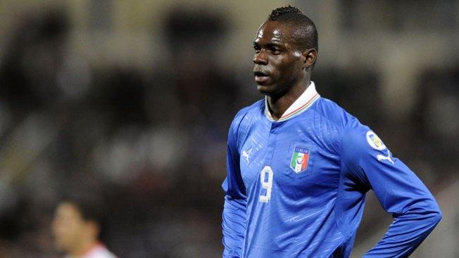 Balotelli dice que no tolerará abusos raciales en la Eurocopa