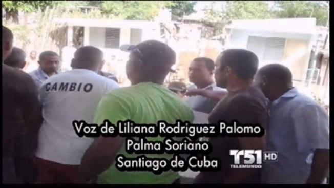 Atacan a disidentes en Palma Soriano