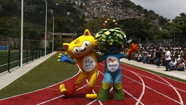 Presentan mascota de Olímpicos 2016
