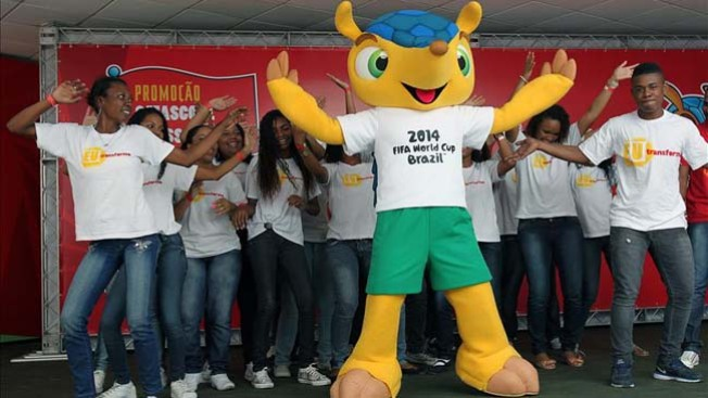 Mascota de 2014 en Río