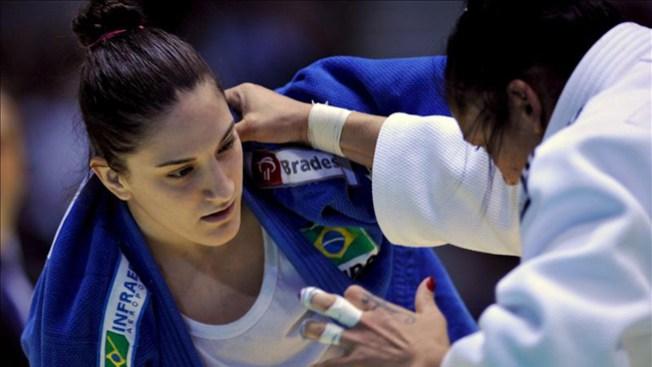Brasileña se alza con bronce