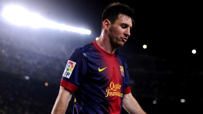 Citan a Messi por presunto fraude