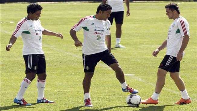 España vs. México