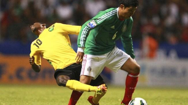 Por Telemundo: México vs. Jamaica