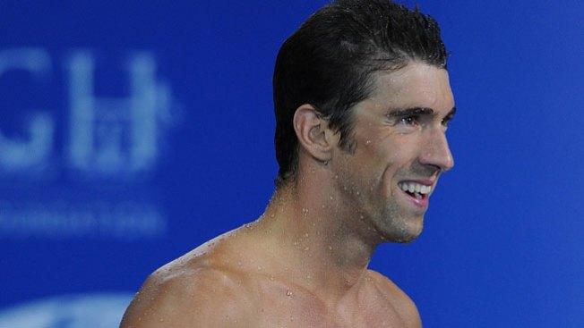 Informe: Phelps doblemente borracho