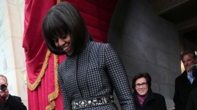 Michelle Obama, ícono de la moda