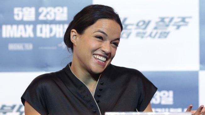 Michelle Rodríguez Medita Desnuda Telemundo 51