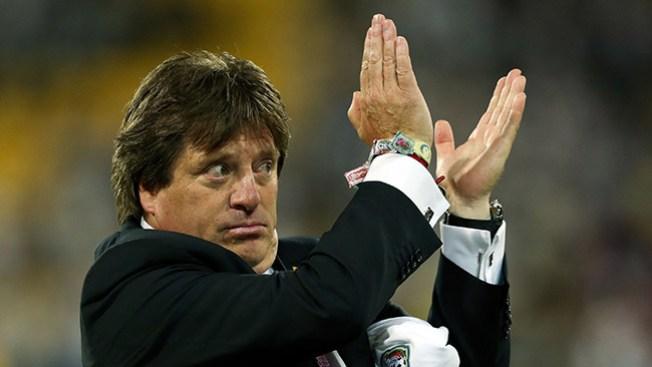 Herrera, el técnico del Tri en el Mundial
