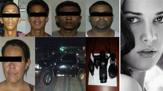 Caso Spear: cámara dio con sospechosos