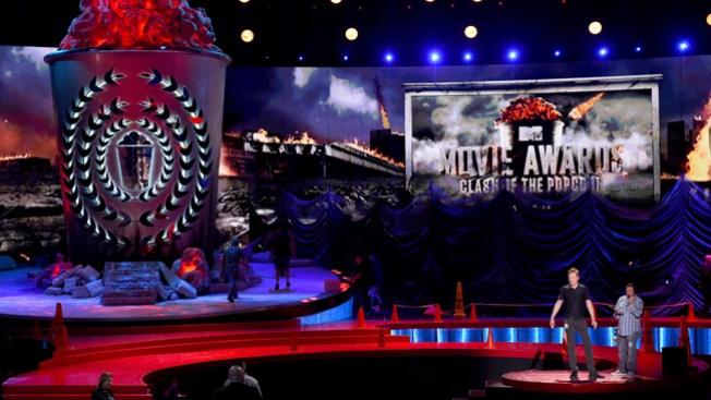 Este domingo: MTV Movie Awards