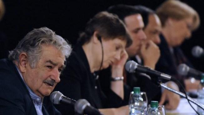 Mujica cuestiona a países ricos